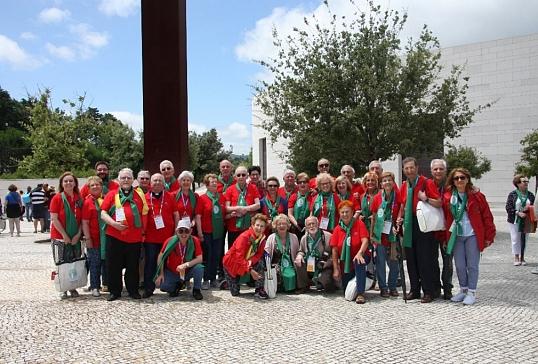 Encuentro Internacional ENS en Fátima