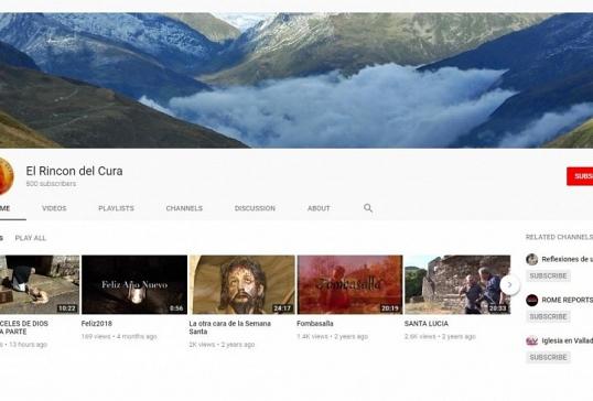 El Rincón del Cura continúa en YouTube