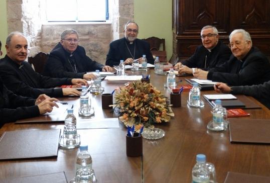 Los obispos y Vicarios de la Provincia Eclesiástica se reúnen en Astorga