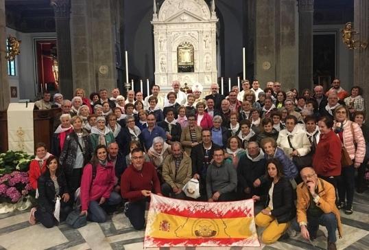 Peregrinación Diocesana a Roma y Brindis-Italia 2019