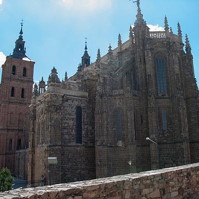 Exterior catedral