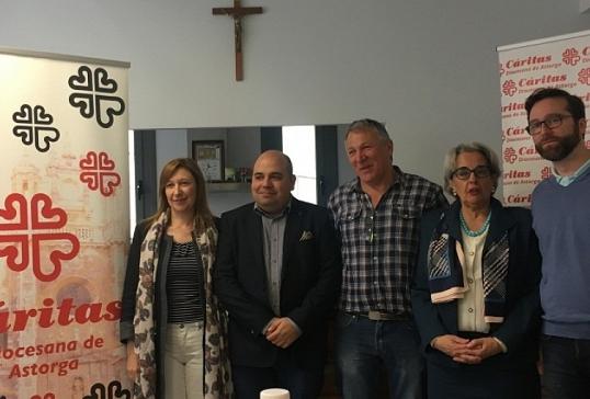 Cáritas Astorga invita a mejorar el mundo con nuetro compromiso