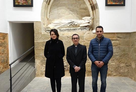 La Catedral de Astorga recibió más de 86.000 visitas en el año 2018