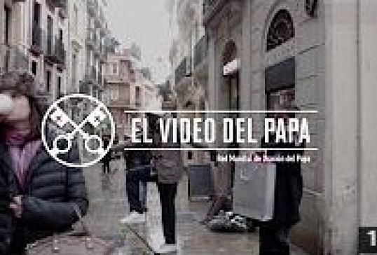 Vídeo del Papa. Febrero 2017