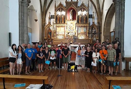 Acogida Cristiana en el Camino por sexto año consecutivo en Astorga