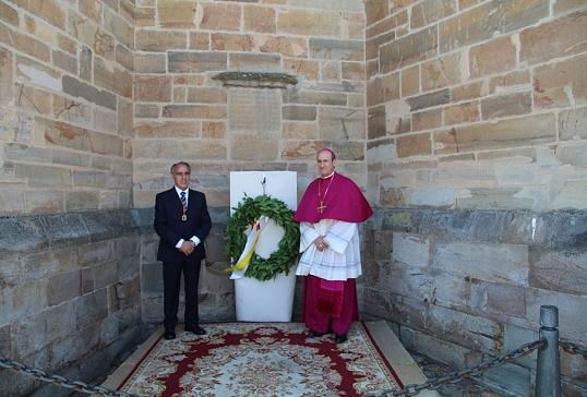 Celebración de los 550 años de la primera piedra de la Catedral de Astorga