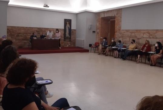 REUNIÓN DE FINAL DE CURSO DEL CONSEJO PASTORAL DIOCESANO
