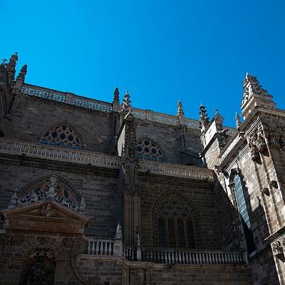 Exterior de la Catedral