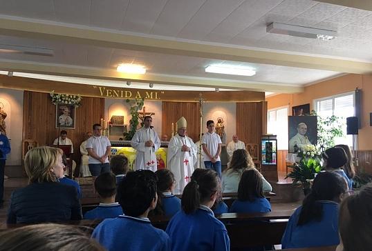 Misa de Acción de Gracias San Pablo VI
