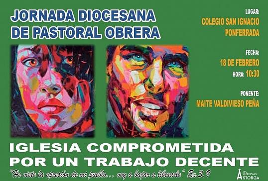 Jornada Diocesana de Pastoral Obrera