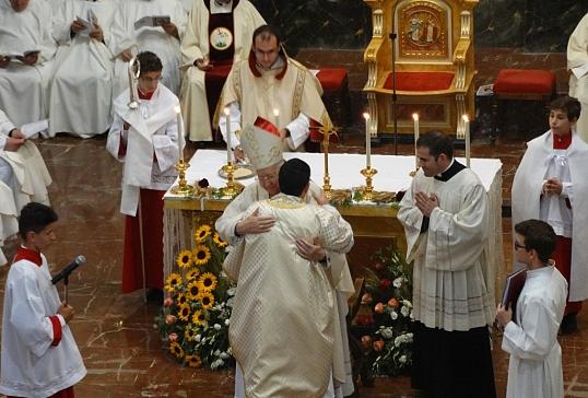 Ordenación de presbítero de Antonio Ferrer Soto
