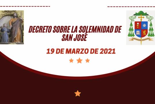 SOLEMNIDAD DE SAN JOSÉ EN LA DIÓCESIS DE ASTORGA