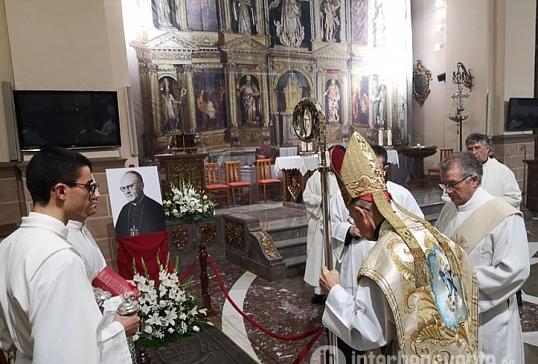 El cardenal Ricardo Blázquez glosa del Venerable Ángel Riesco