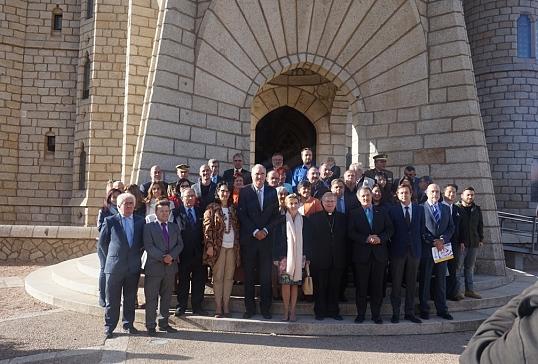 El Palacio Episcopal acoge la presentación del 3rd Gaudí World Congress