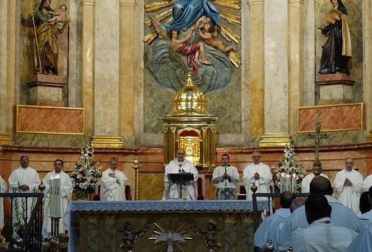 Clausura del Año Diocesano de la Santidad