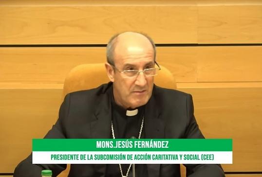 D. Jesús ante el reto humano, ecológico y evangelizador en la España rural: