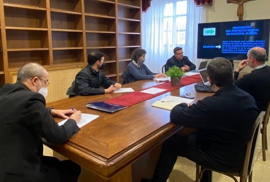 Reunión de los delegados de Pastoral Juvenil de la Provincia Eclesiástica en Astorga