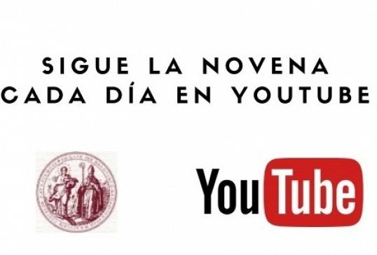 SIGUE LA NOVENA DE LA INMACULADA DESDE EL CANAL DE YOUTUBE DEL SEMINARIO DE ASTORGA