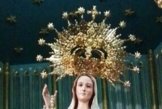 Virgen de Fátima de Fontei