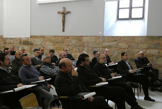 Encuentro de Obispos, Vicarios y Arciprestes de la Provincia Eclesiástica de Oviedo en Astorga