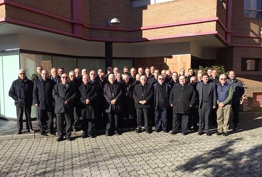 Encuentro de delegados de Liturgia