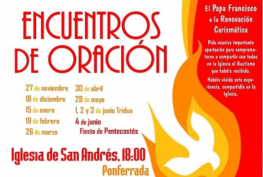 Encuentros de Oración de la Renovación Carismática