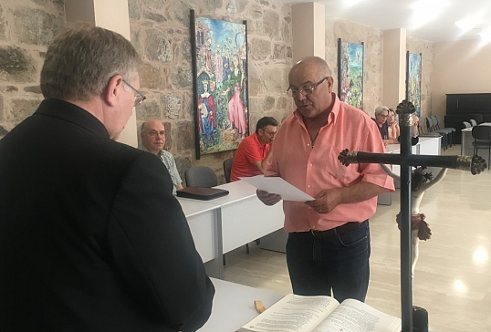 Nuevo Delegado Episcopal de Cáritas