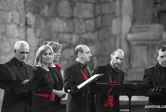 Concierto en la Iglesia parroquial de Villoria de Órbigo