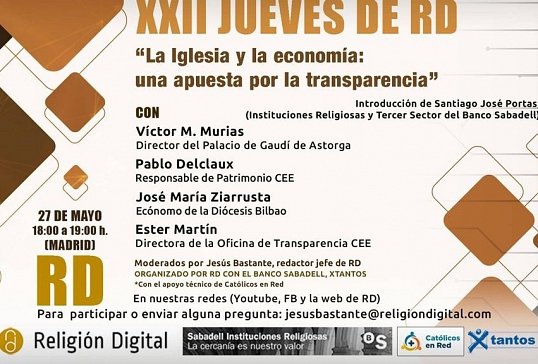 EL DIRECTOR DEL PALACIO DE GAUDÍ PARTICIPARA EN EL XXII JUEVES DE RD
