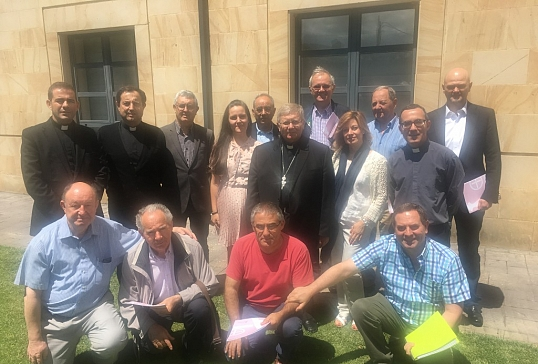 Los delegados episcopales toman posesión de su cargo