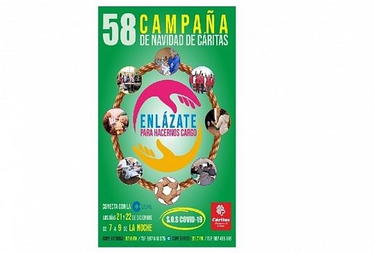 58 CAMPAÑA RADIOFÓNICA DE CÁRITAS DIOCESANA