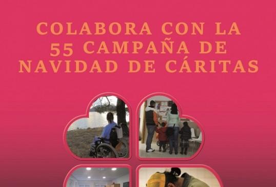 55 Campaña navideña de Cáritas