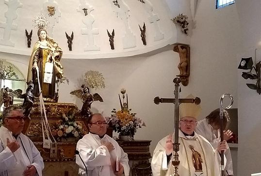 Comienza la Visita Pastoral en el Arciprestazgo de Los Valles-Tábara