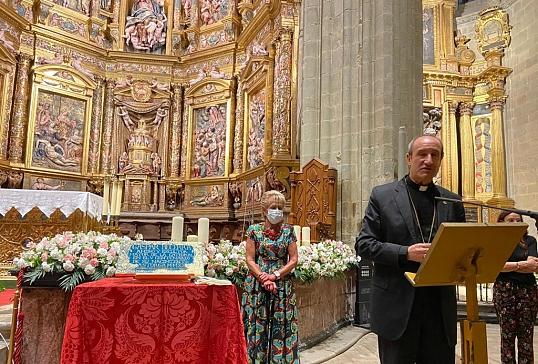 Vísperas solemnes de la Asunción y proclamación de Amigo Mayor en la Catedral