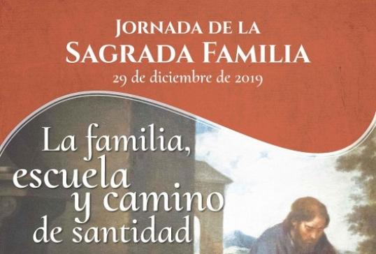 JORNADA DE LA SAGRADA FAMILIA 2019