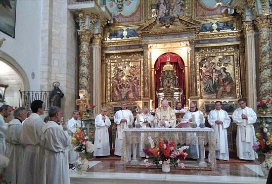 Inauguración del Año Diocesano de la Santidad