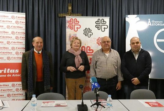 La Diócesis de Astorga creará equipos de Cáritas arciprestales a partir de enero