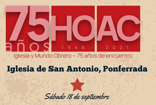 75 ANIVERSARIO DE LA HOAC