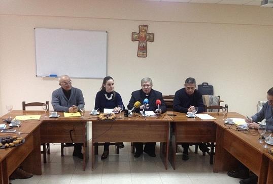 El obispo de Astorga invita a los medios de comunicación a un desayuno informativo en Ponferrada