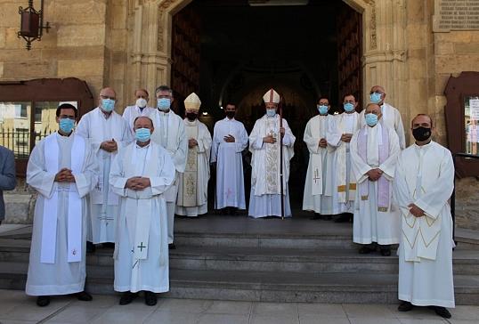 Celebración del LXXV Aniversario de la consagración de la Iglesia de Santa María de La Bañeza