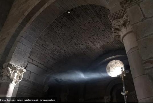 La luz equinoccial de Santa Marta abre las puertas del otoño