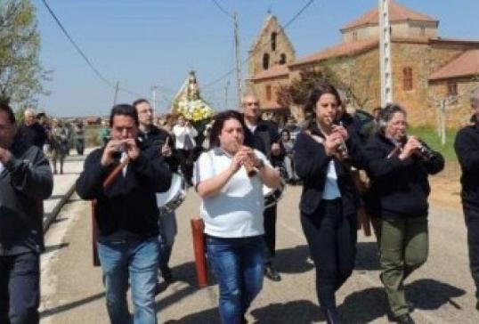 La Virgen de Secos se va de romería