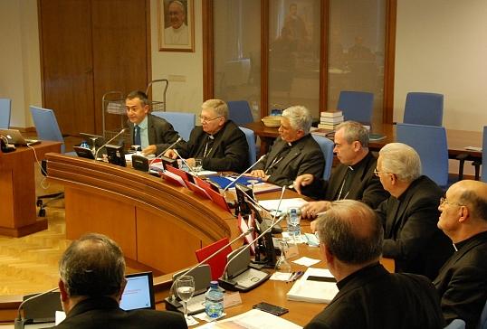 La Comisión Permanente se reúne en Madrid los días 26 y 27 de septiembre