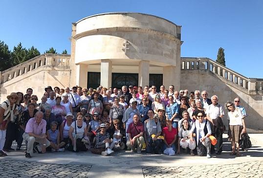 Tercer día de la Peregrinación Diocesana a Fátima