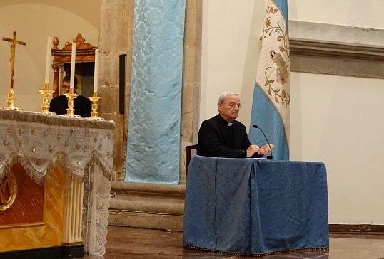 Retiro Espiritual dirigido por Mons.Fratini, Nuncio Apostólico de Su Santidad en España