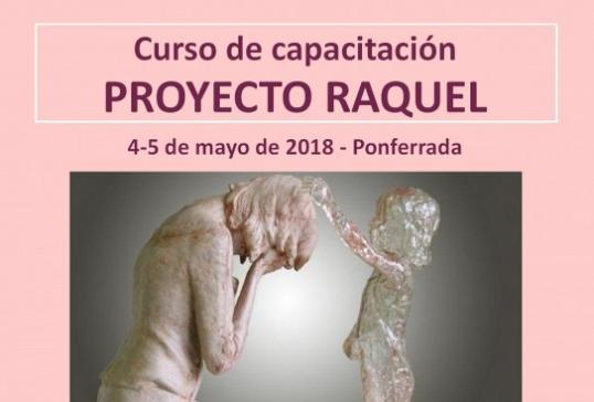 Curso de capacitación del Proyecto Raquel en Ponferrada
