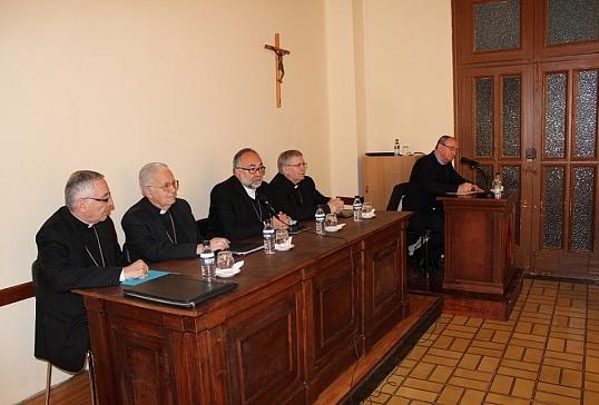 Encuentro de Claustros de la Provincia Eclesiástica