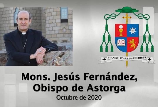 MENSAJE DEL OBISPO DE ASTORGA. OCTUBRE 2020