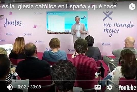 ¿Qué es la Iglesia católica en España y qué hace?