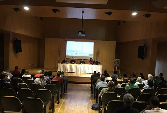 La delegación de Familia y Vida participó en el curso sobre la Humanae vitae
